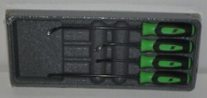 New Snap On Seal Removal Set Sgsr104ag Green Soft Handles Brand New