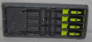 New Snap On Seal Removal Set Sgsr104ahv Yellow Soft Handles Brand New