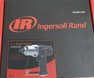 Ingersoll Rand W175 1 2 In Cordless Impact 14 4 V Bare Tool Only