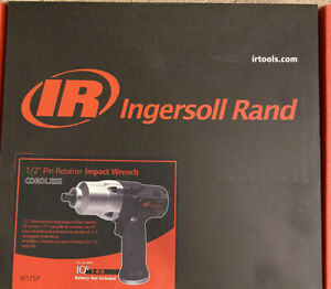 Ingersoll Rand W175p 1 2 In Cordless Impact 14 4 V Bare Tool Only