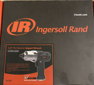 Ingersoll Rand W150p 14 4v Cordless 3 8 Impact Wrench Bare Tool
