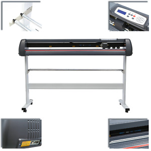 53 Plotter Machine 1350mm Vinyl Cutter Plotter Sign Cutter For Home Commercial