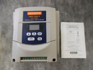 2hp Variable Frequency Drive Vfd Single Phase To 3 Phase 220v Input 0 230 Output