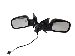 Jeep Grand Cherokee Wj 99 04 Driver Passenger Exterior Door Mirror No Heat