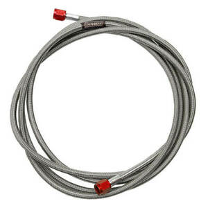 Russell 658010 8 5 Nitrous Fuel Hose Red