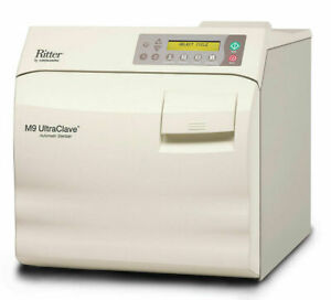 Ritter Midmark M9 Ultraclave Steam Sterilizer Fully Automatic