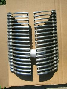 1938 Buick Grille