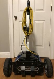 Commercial Nacecare Duplex Hydro Washer Dp 420 Floor Scrubber Mop Free Shipping