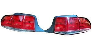 Aftermarket Tail Lights Set For 2010 2011 2012 Mustang Driver And Passenger