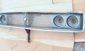 Pickup Only 1967 Coronet Grill Header Panel Asm 67 Dodge R T 440 Oem