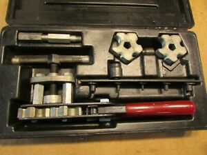 Jasco wolco Tools Tube Flaring Tool Kit With Case Usa Made