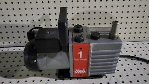 Edwards High Vacuum 2 Stage Pump Mo56lx2 a 110 220lv 50 60hz Ip 54