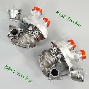 Twin Turbos 53039880469 0470 2013 Ford F 150 Transit Expedition Navigator 3 5l