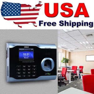 Zksoftware U160 Biometric Wifi Fingerprint Time Attendance Machine For Employee