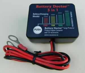 Wirthco Battery Doctor Surge Protector Protects Engine Computer