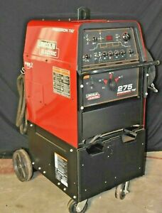 Lincoln Electric Precision Tig 275 Tig Welder Ready pak K2618 1