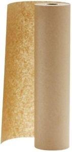 2 pack Brown Jumbo Kraft Paper Roll 18 X 100ft 100 Made In The Usa