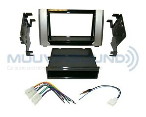 Radio Stereo Installation Dash Kit Combo Sd dd Wire Harness Antenna Ty296