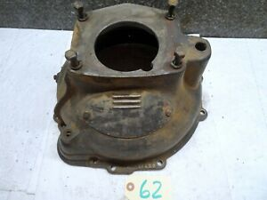 Willys Jeep Wagon Delivery Truck 4 134 Flywheel Housing