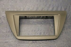 2005 Mitsubishi Lancer Evolution 8 Aftermarket Dashboard Trim Bezel 579