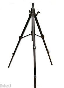 Mannequin Head Tripod Holder Stand W Carry Bag Celebrity h 7000