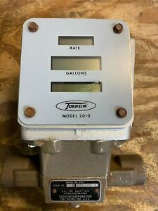 Nice Tokheim 2010 2011 Fuel Meter Electronic Register