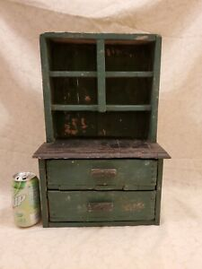 Antique Child S Hand Made Cupboard