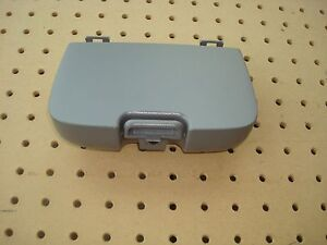 Oem 97 03 Ford F150 250 Overhead Console Sunglass Door Gray