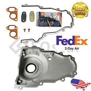 Timing Cover Fits Chevrolet Camaro Corvette Avalanche Gmc Sierra 1500 12600326