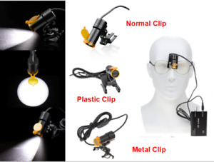 Updated 5w Dental Metal plastic normal Clip With A Shelter For Led Headlight Ce