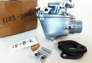 Atlantic Quality Parts 1103 0000 Ford New Holland Carburetor