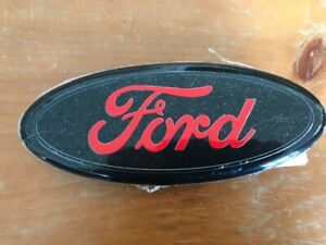 Ford Emblem For Grille Or Tailgate Oval 9 X3 5 For Ford Trucks 2004 To 2016