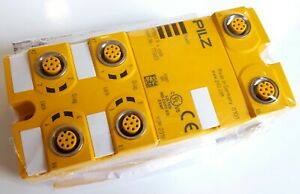 New Pilz Pdp67 773610 F 4 Safety Relay Connector