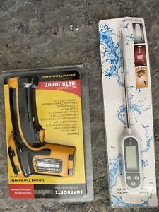 Sovarcate Infrared Thermometer Gun Hs960d W Digital Food Thermometer 04389803