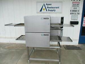 A Beauty Lincoln 1132 000 a Electric Conveyor Oven Barely Used 5112