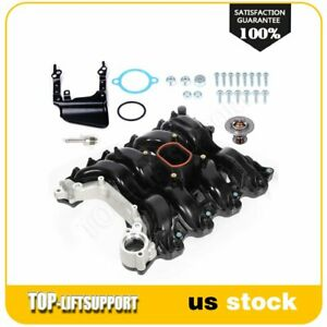 New Engine Intake Manifold For 02 05 Ford Explorer Mercury Mountaineer