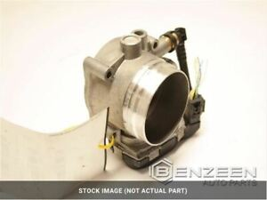 Throttle Body Assembly Gasoliene Single Turbo Fits 11 12 13 14 15 Bmw 335i Oem