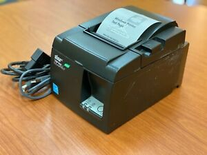 Used Star Micronics Tsp100ii Eco Futureprnt Thermal Usb Pos Printer c Grade