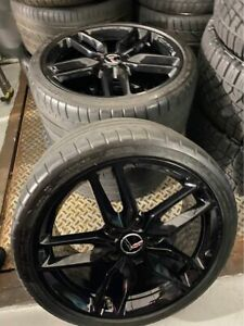 Chevy Corvette Stingray Oem Rims And Tires