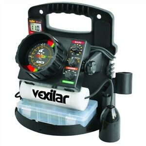 Vexilar Fl-18 Propack Ii With 12 Degree Ice Ducer (PP1812D)
