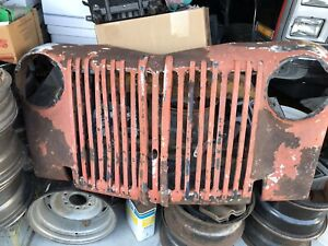 Vintage 1942 Ford Truck Grill 42 47 1946 1947
