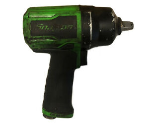 Snap on Tools Pt850g 1 2 Drive Air Impact Wrench Green