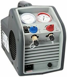 Refrigerant Recovery Machine Robinair Ac Hvac Freon Portable Unit System Air Con