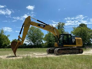 15 Cat 329fl Clean Caterpillar 329fl Low Hour Usage Financing And Shipping Tx
