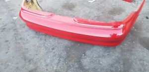 Mustang 5 0 Cobra Rear Bumper Red 1994 1995 Saleen Roush Steeda