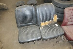 1965 Ford Mercury Comet Cyclone Bucket Seats