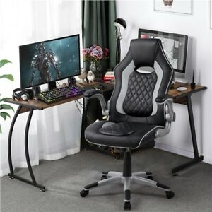 Office Gaming Chair Video Game Chair High Back Executive Chair Swivel Desk Chair