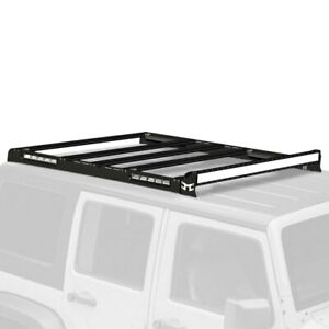 For Jeep Wrangler 2018 2020 Kc Hilites 92181 C series Roof Cargo Basket