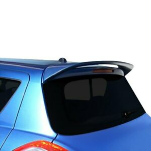 For Suzuki Swift 12 14 D2s Factory Style Rear Roof Spoiler Unpainted