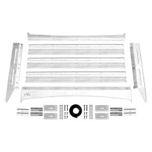 For Jeep Gladiator 2020 Evo Manufacturing Roof Cargo Basket